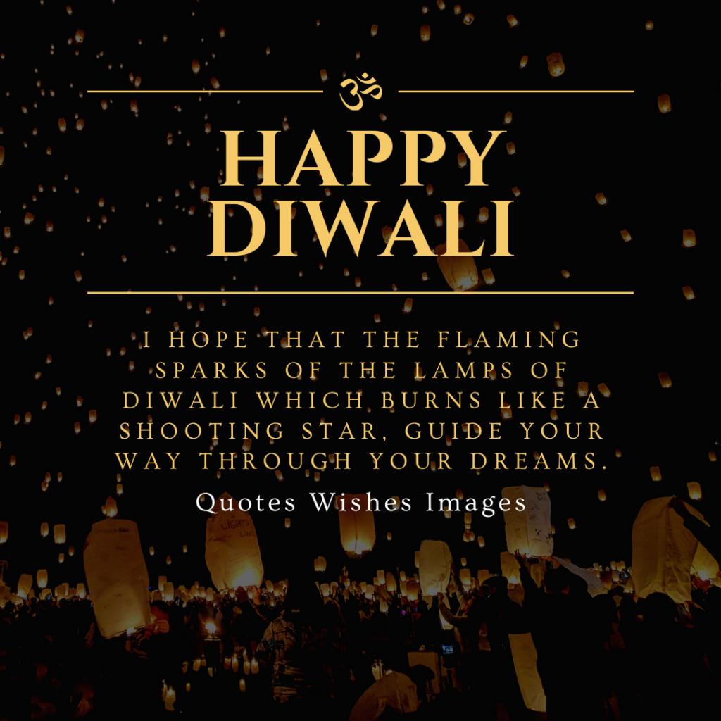 diwali wishes english