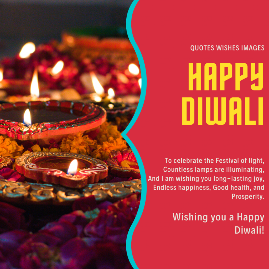 diwali wishes lines