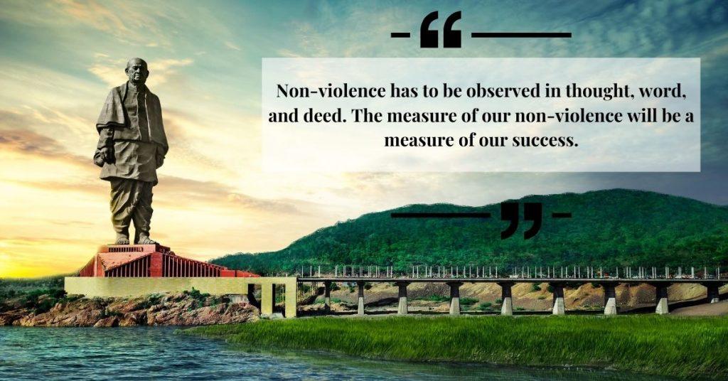Sardar Vallabhbhai Patel Quotes